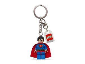 lego super heroes superman sleutelhanger 853430