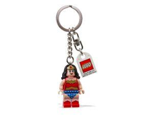 lego super heroes wonder woman sleutelhanger 853433