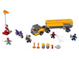lego tankwagen tegenslag 76067