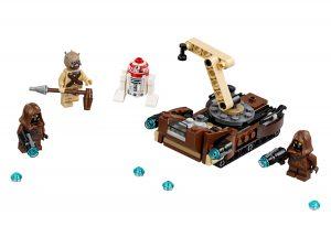lego tatooine battle pack 75198