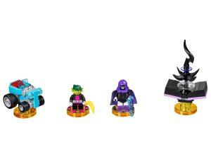 lego teen titans go team pack 71255