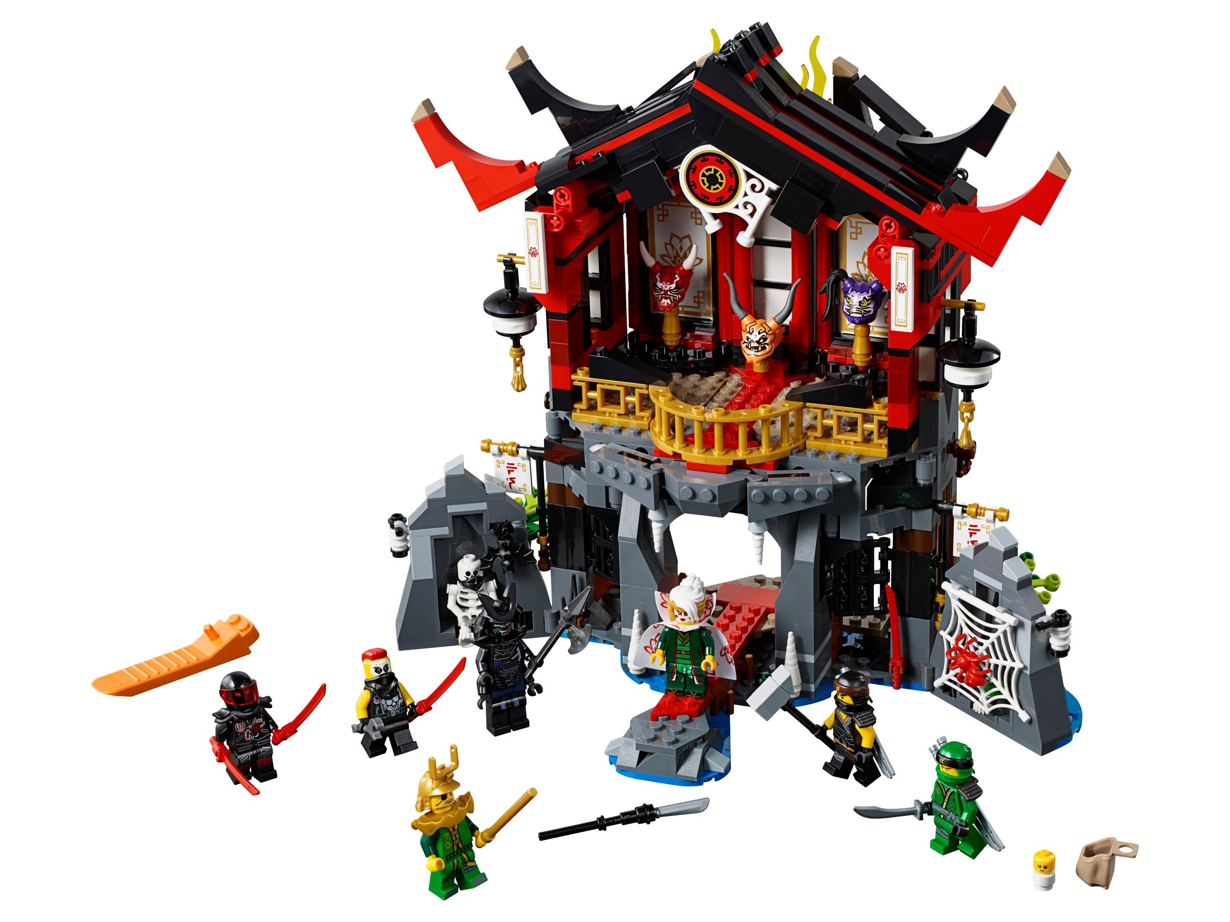 lego tempel van de opstand 70643