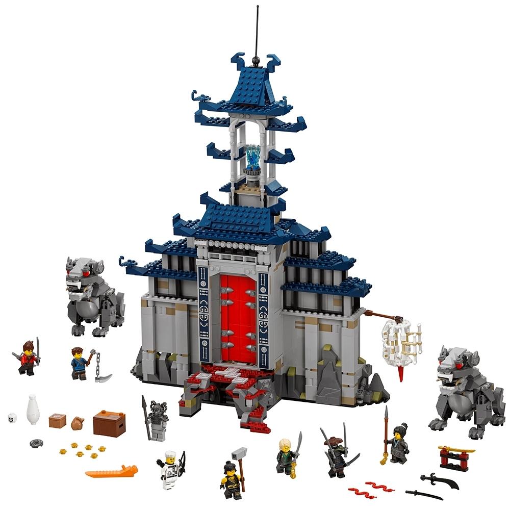 lego tempel van het ultieme wapen 70617