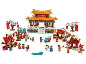 lego tempelmarkt voor chinees nieuwjaar 80105