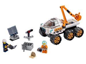 lego testrit rover 60225