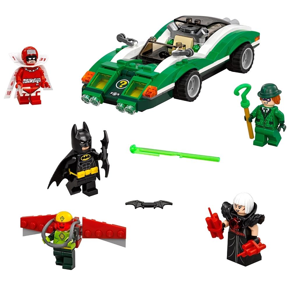 lego the riddler raadsel racer 70903