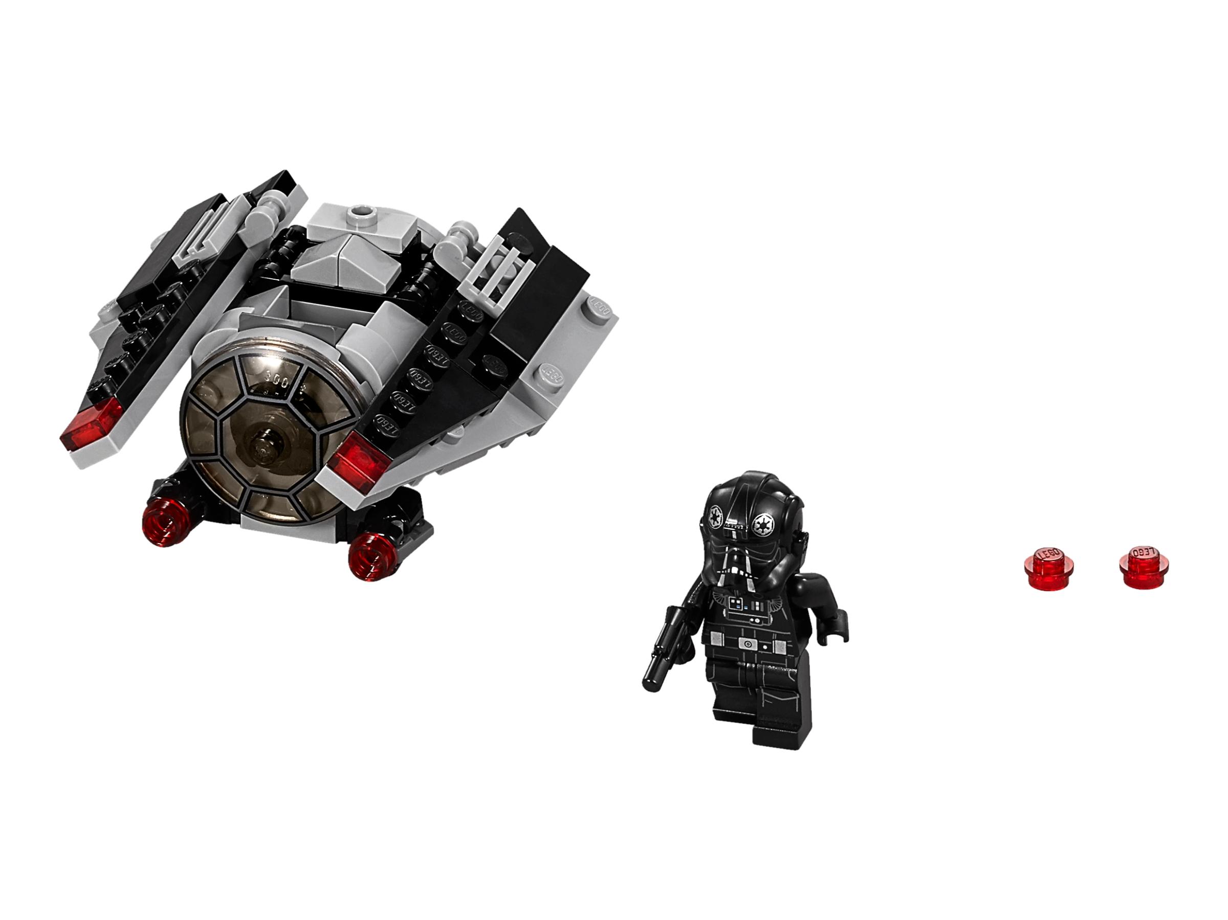 lego tie striker microfighter 75161