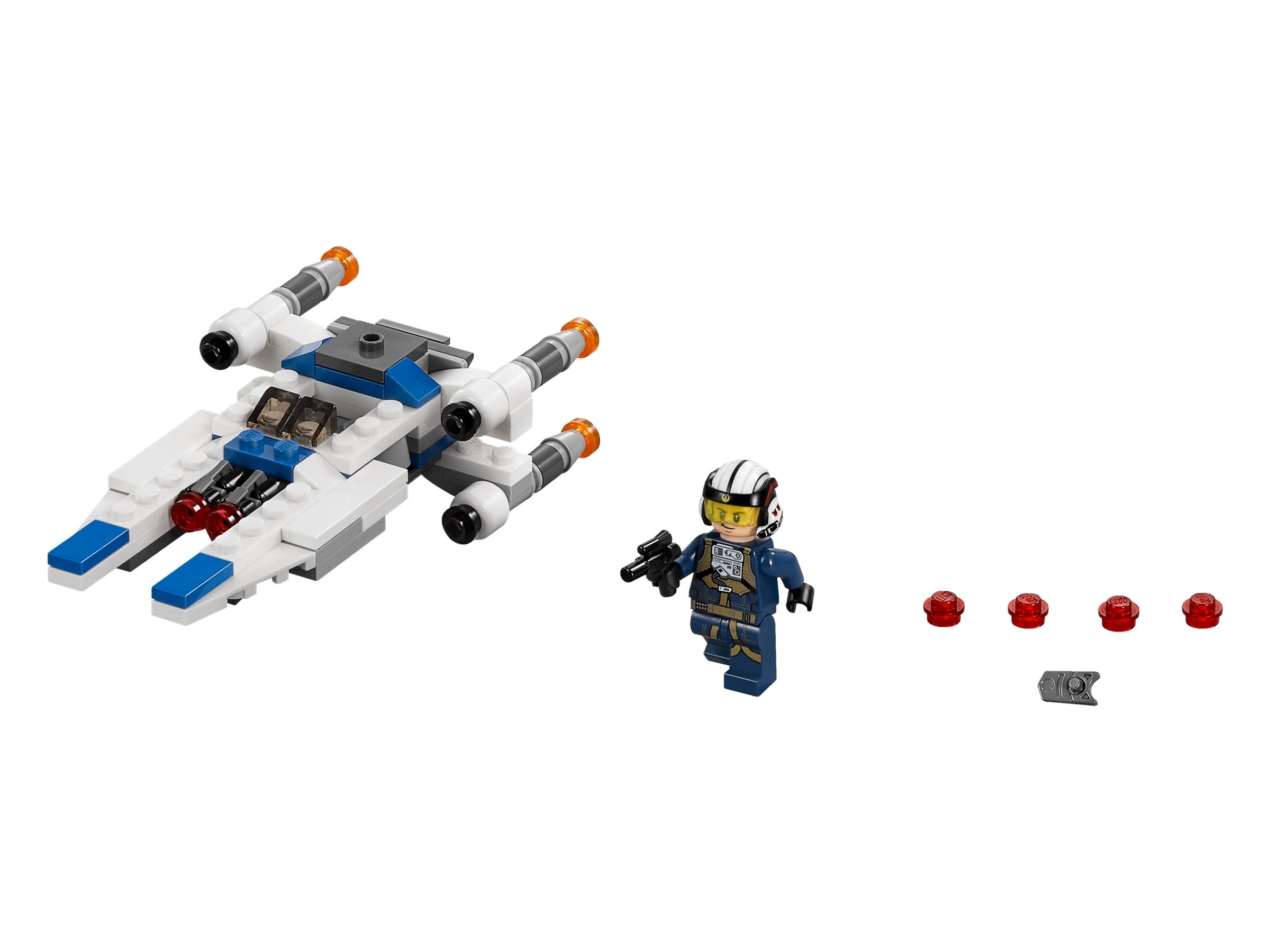 lego u wing microfighter 75160