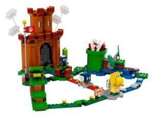 lego uitbreidingsset bewaakte vesting 71362