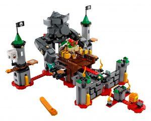 lego uitbreidingsset eindbaasgevecht op bowsers kasteel 71369