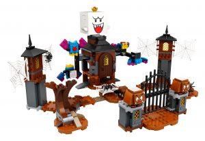 lego uitbreidingsset king boo en de spooktuin 71377