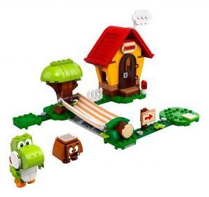 lego uitbreidingsset marios huis yoshi 71367