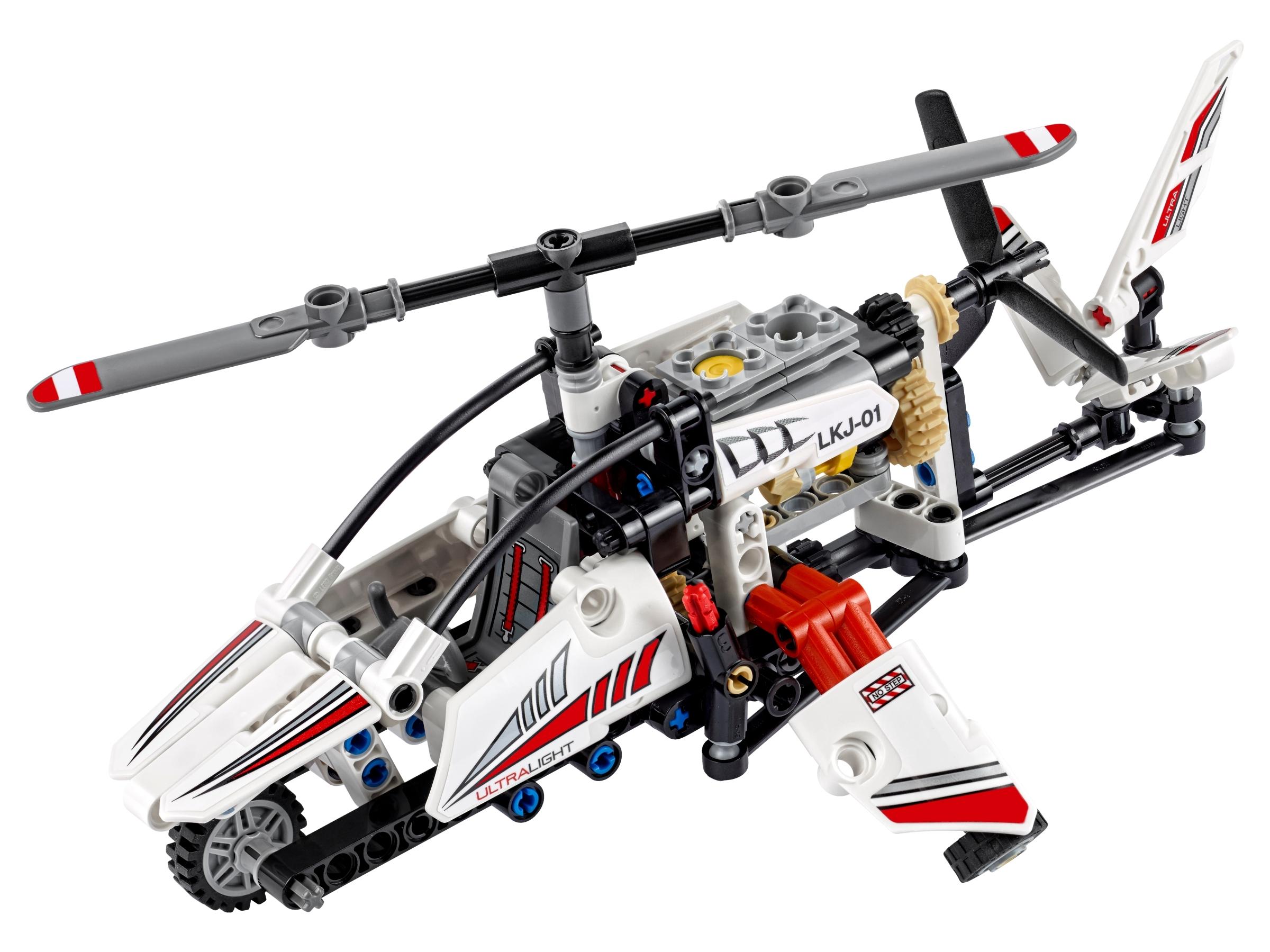 lego ultralight helikopter 42057