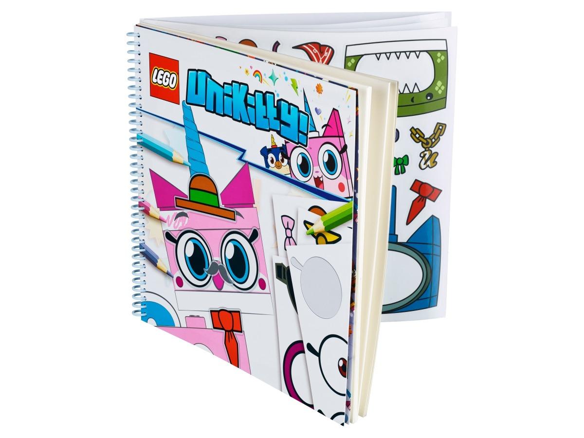 lego unikitty activiteitenboek 853788