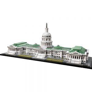 lego united states capitol building 21030