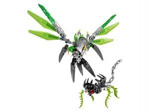 lego uxar schepsel van de jungle 71300