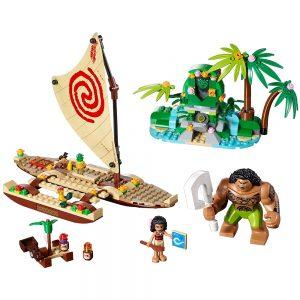 lego vaianas oceaanreis 41150