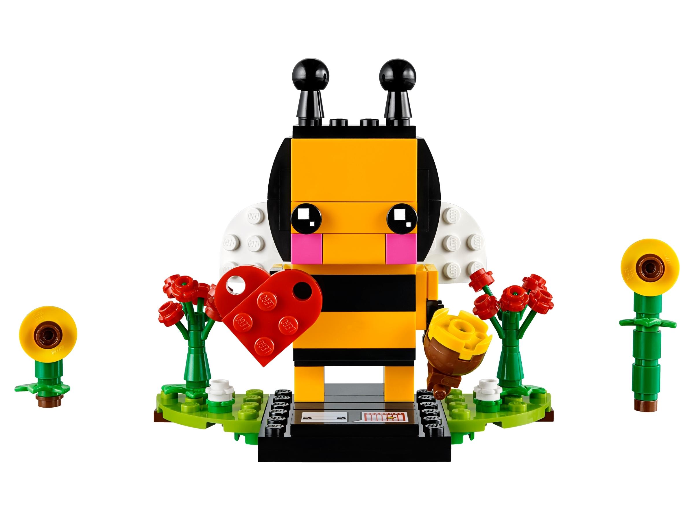 lego valentijnsbij 40270