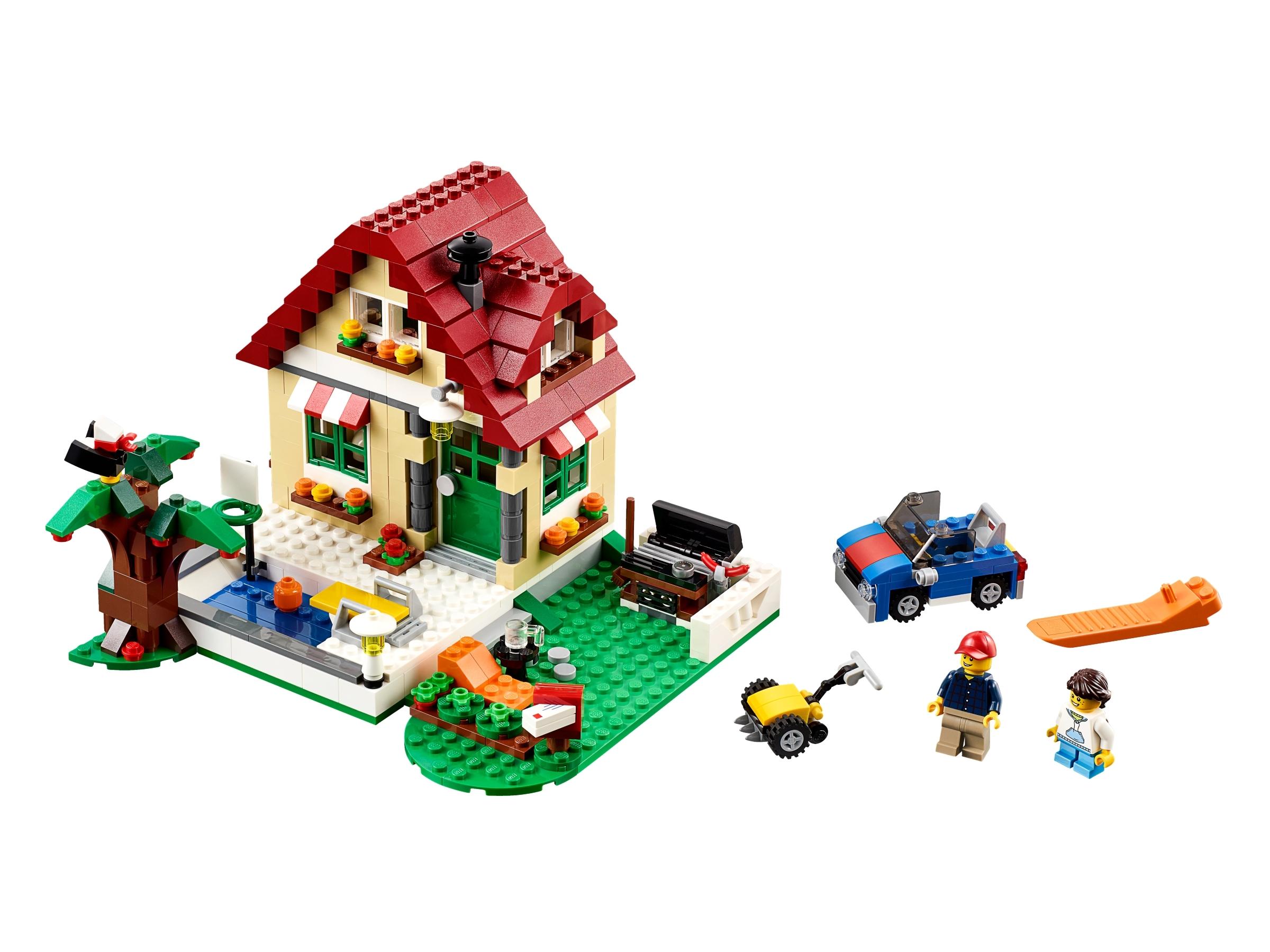lego verandering van de seizoenen 31038
