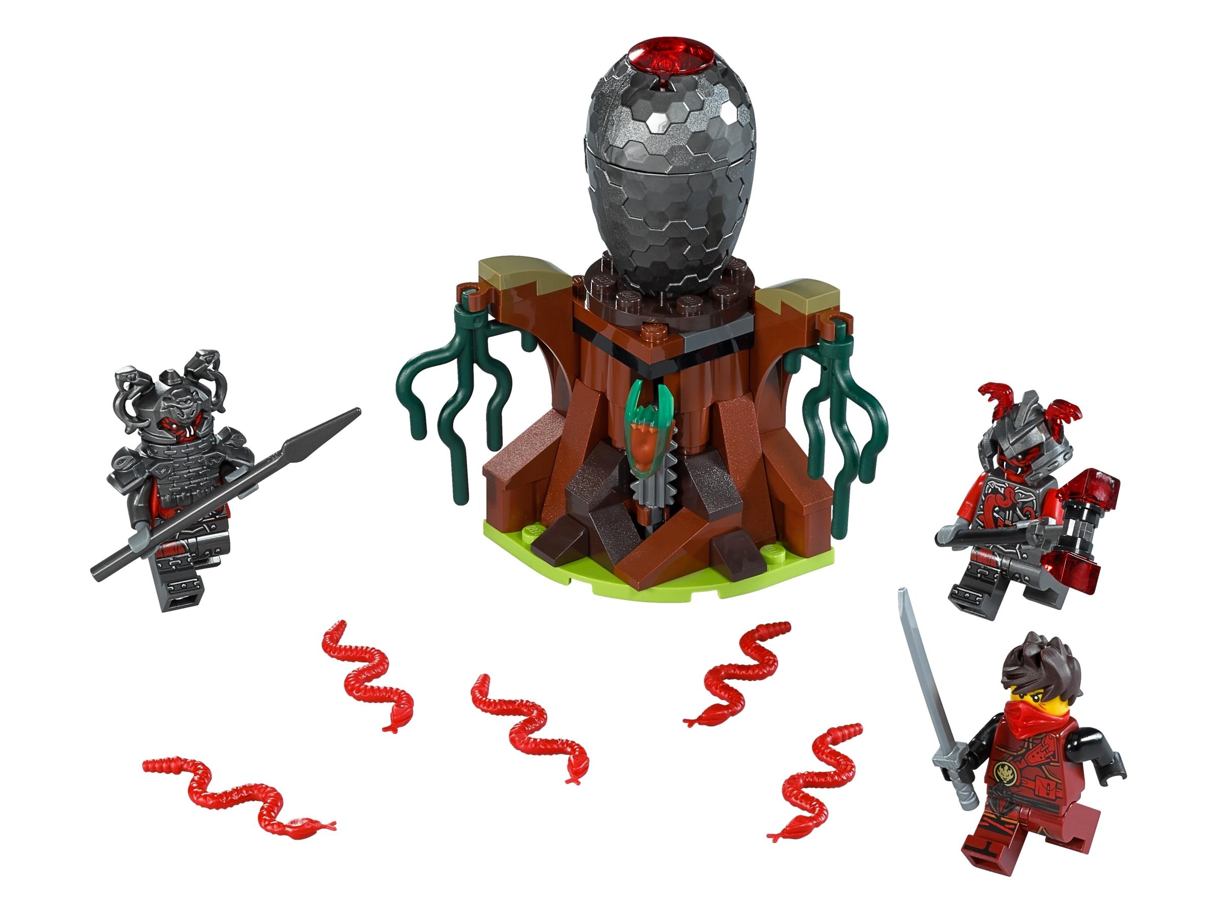 lego vermillion aanval 70621