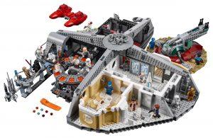 lego verraad in cloud city 75222