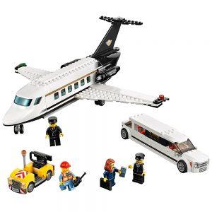 lego vliegveld vip service 60102