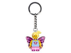 lego vlindermeisje sleutelhanger 853795