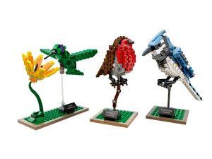 lego vogels 21301