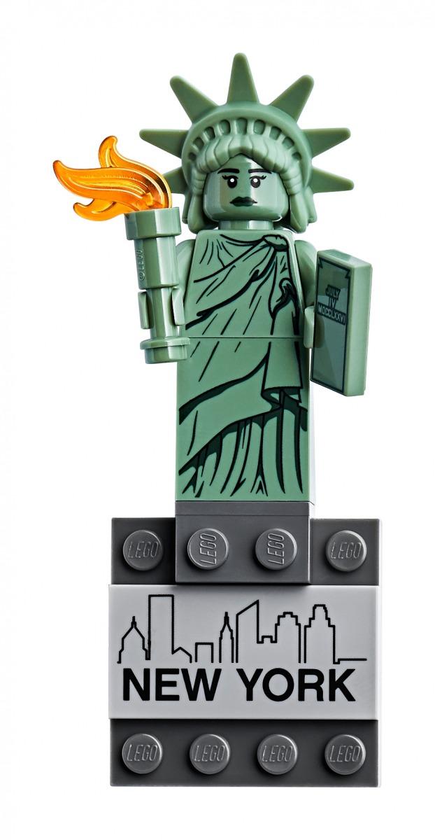 lego vrijheidsbeeld magneet 854031