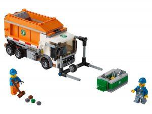 lego vuilniswagen 60118