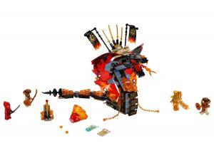 lego vuurtand 70674