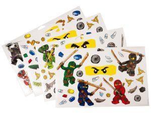 lego wandstickers 851348