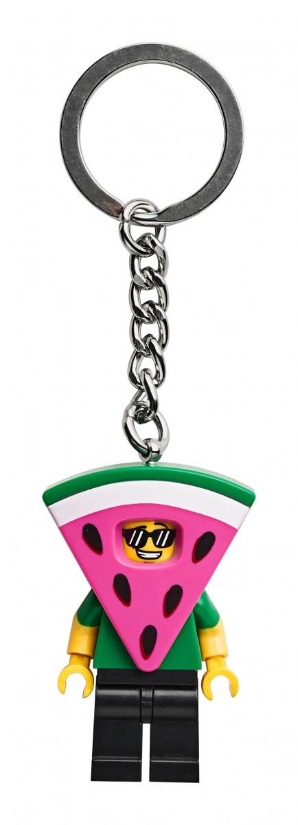 lego watermeloenman sleutelhanger 854039