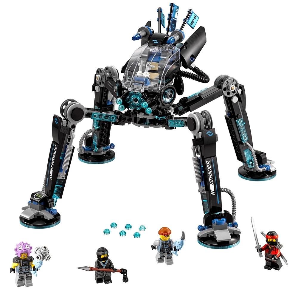 lego waterstrijder 70611