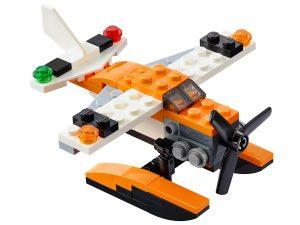 lego watervliegtuig 31028