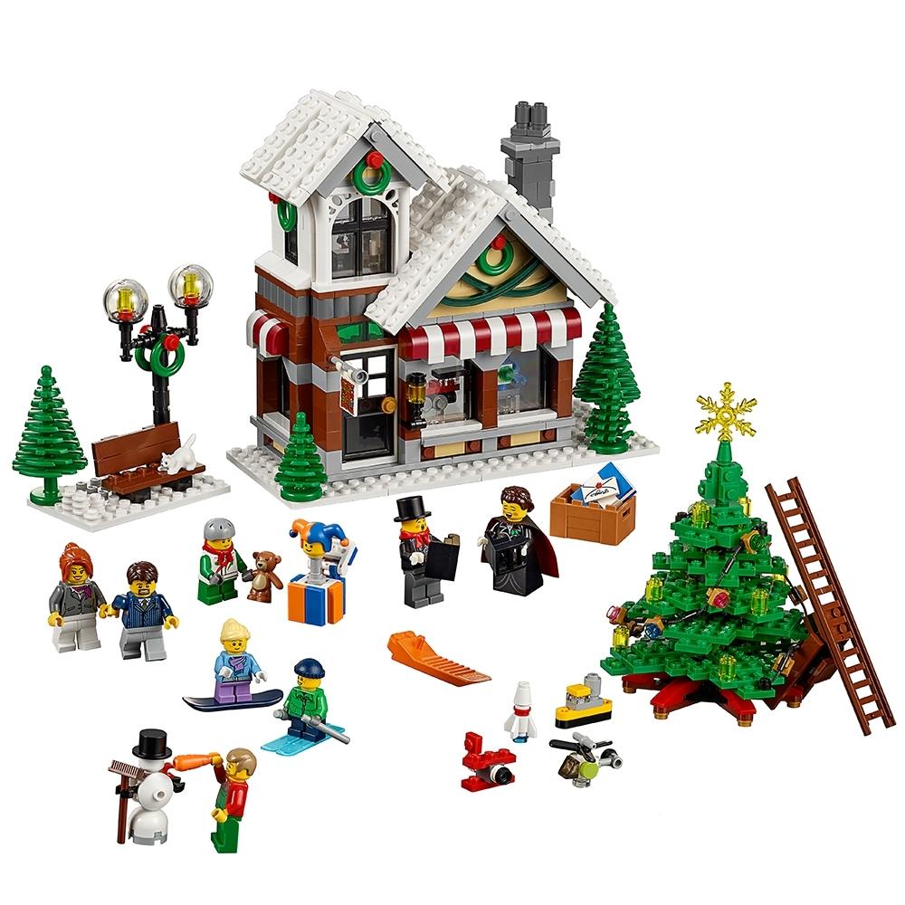 lego winter speelgoedwinkel 10249