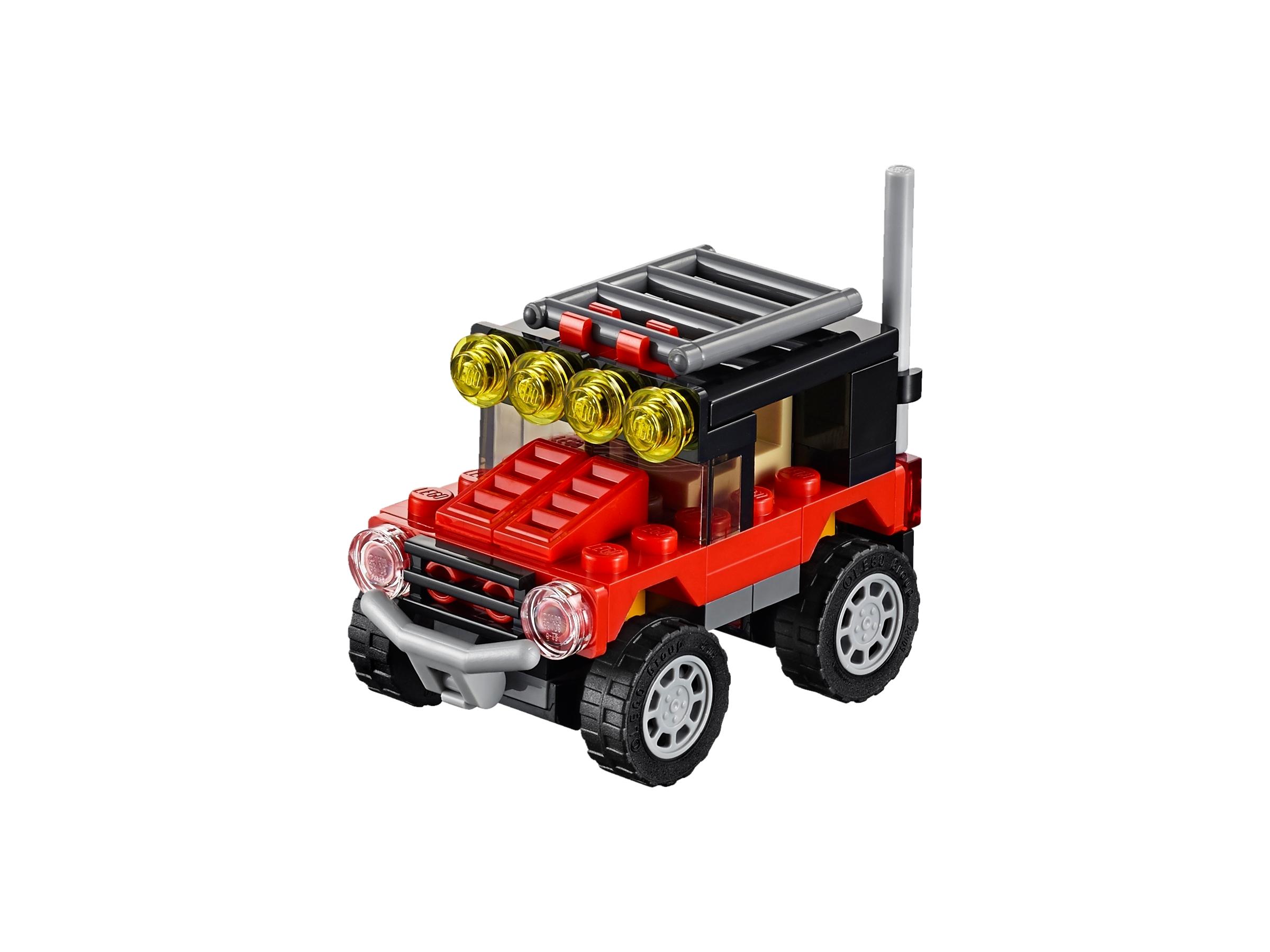 lego woestijnracers 31040