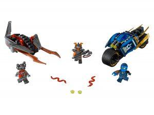 lego woestijnstrijders 70622