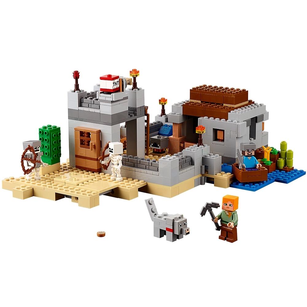 lego woestijnuitkijkpost 21121