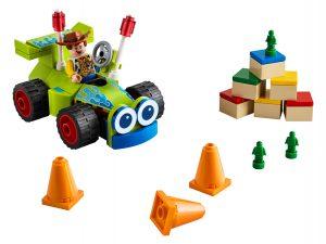 lego woody rc 10766