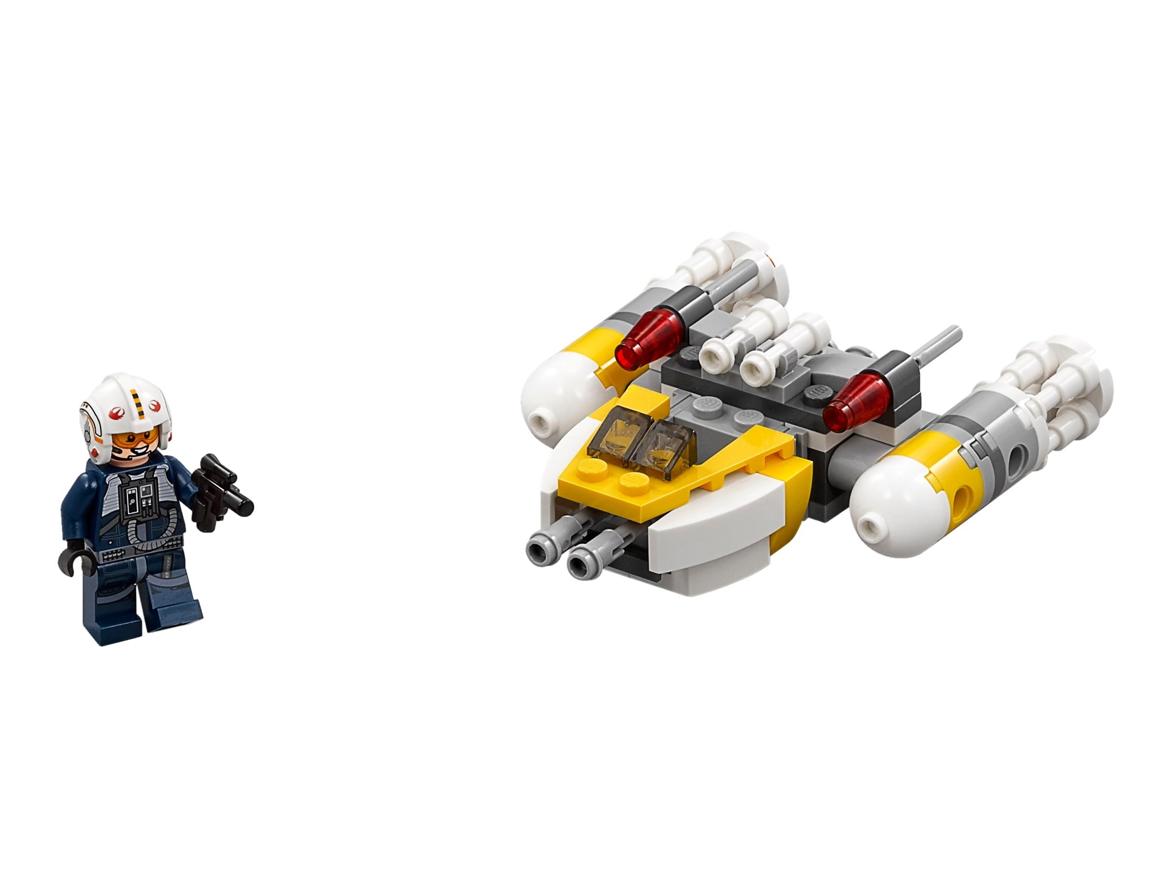 lego y wing microfighter 75162