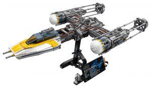 lego y wing starfighter 75181