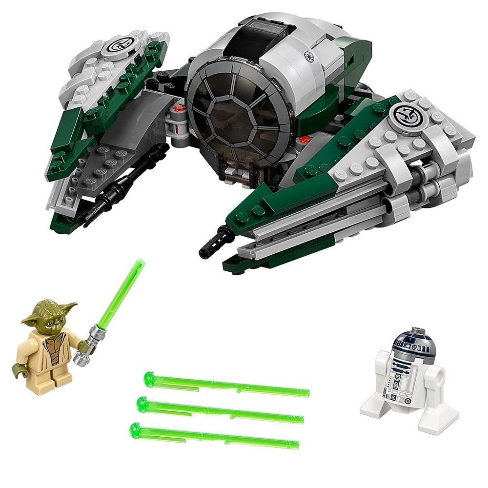 lego yodas jedi starfighter 75168
