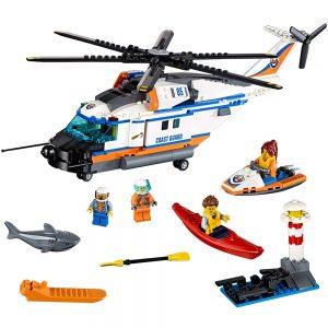 lego zware reddingshelikopter 60166