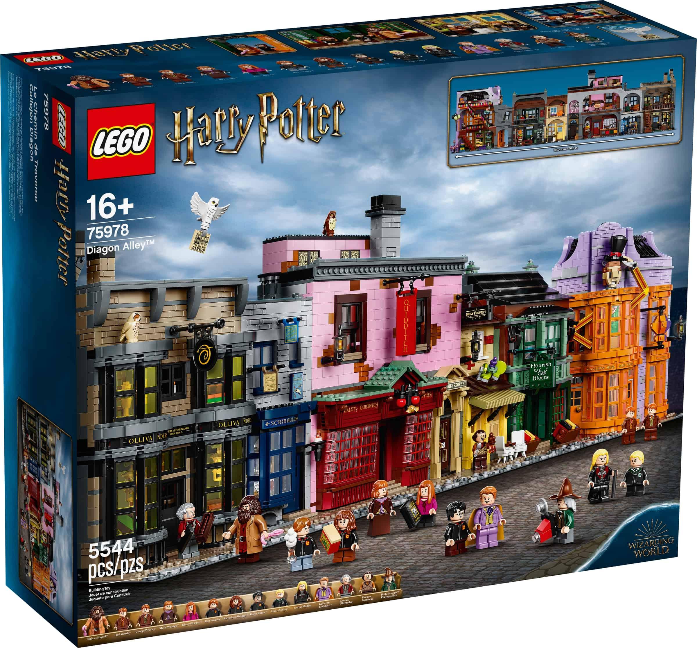 LEGO 75978 Diagon Alley