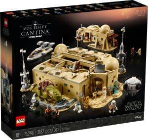 LEGO 75290 Mos Eisley Cantina