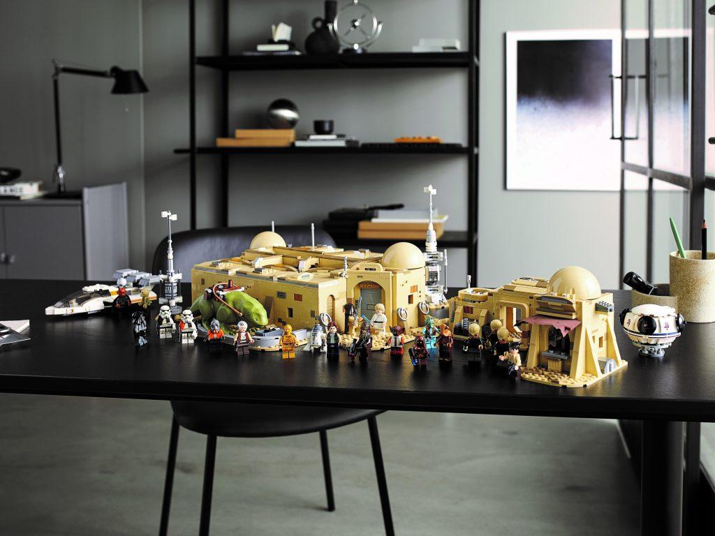 LEGO 75290 Mos Eisley Cantina - Sfeerfoto