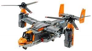 LEGO Bell Boeing V-22 Osprey 42113