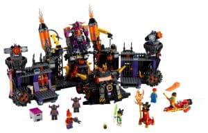 LEGO De brandende gieterij 80016