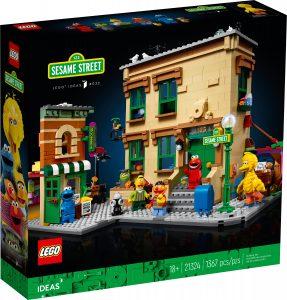 LEGO 21324 Sesame Street